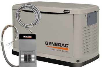 Home Standby Generators Use Natural Gas or Propane